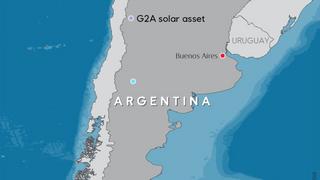 Equinor investerer rundt en halv milliard i argentinsk solenergiprosjekt