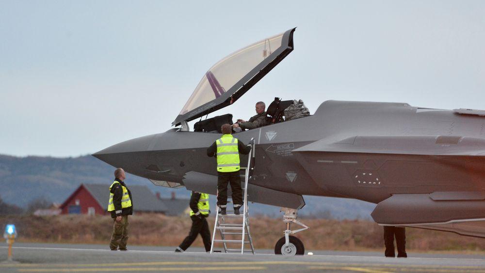 Når F35-flyene er fullt operative – i 2025 – er det 17 år siden Norge inngikk kontrakten om flykjøpet.