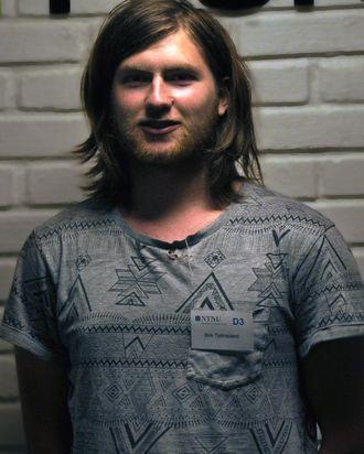 Birk Tjelmeland.