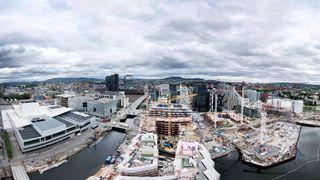 Det bygges i Oslo: Utbyggere tar ikke hensyn til beboerne, mener kronikkforfatter.