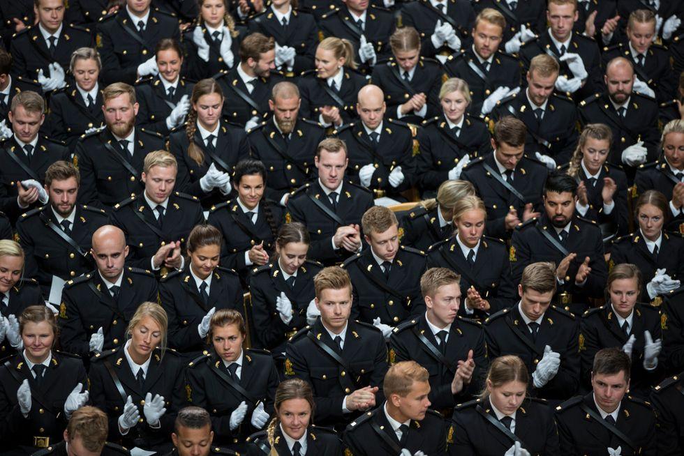 Jobb i politiet