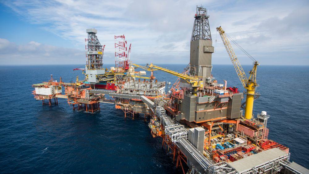 Kaefer Energy vil i løpet av året ansette minst 150 personer i sin oljeservicevirksomhet. En del av arbeidet skal gjøres for Aker BP. Her fra Aker BP-plattformen Valhall i Nordsjøen