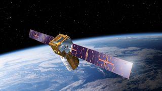 Den var nesten umulig å bygge - endelig er ESAs mareritt-satellitt klar til oppskytning