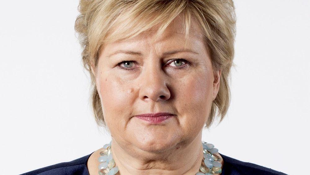 Oppisisjonen reagerer på Erna Solbergs uttalelser i sin halvårlig pressekonferanse.