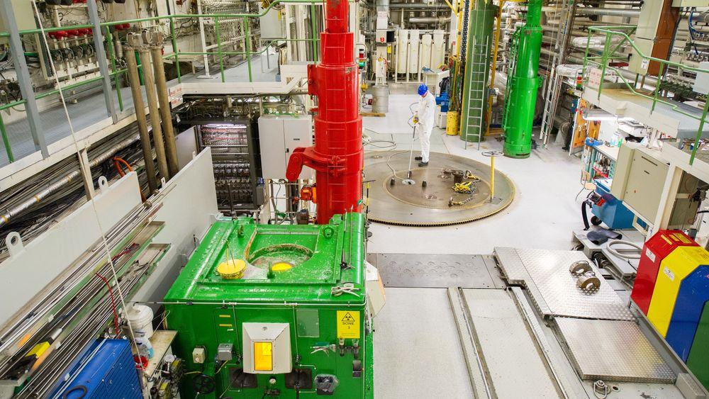 Etter 60 år er det ugjenkallelig slutt for atomreaktoren i Halden.
