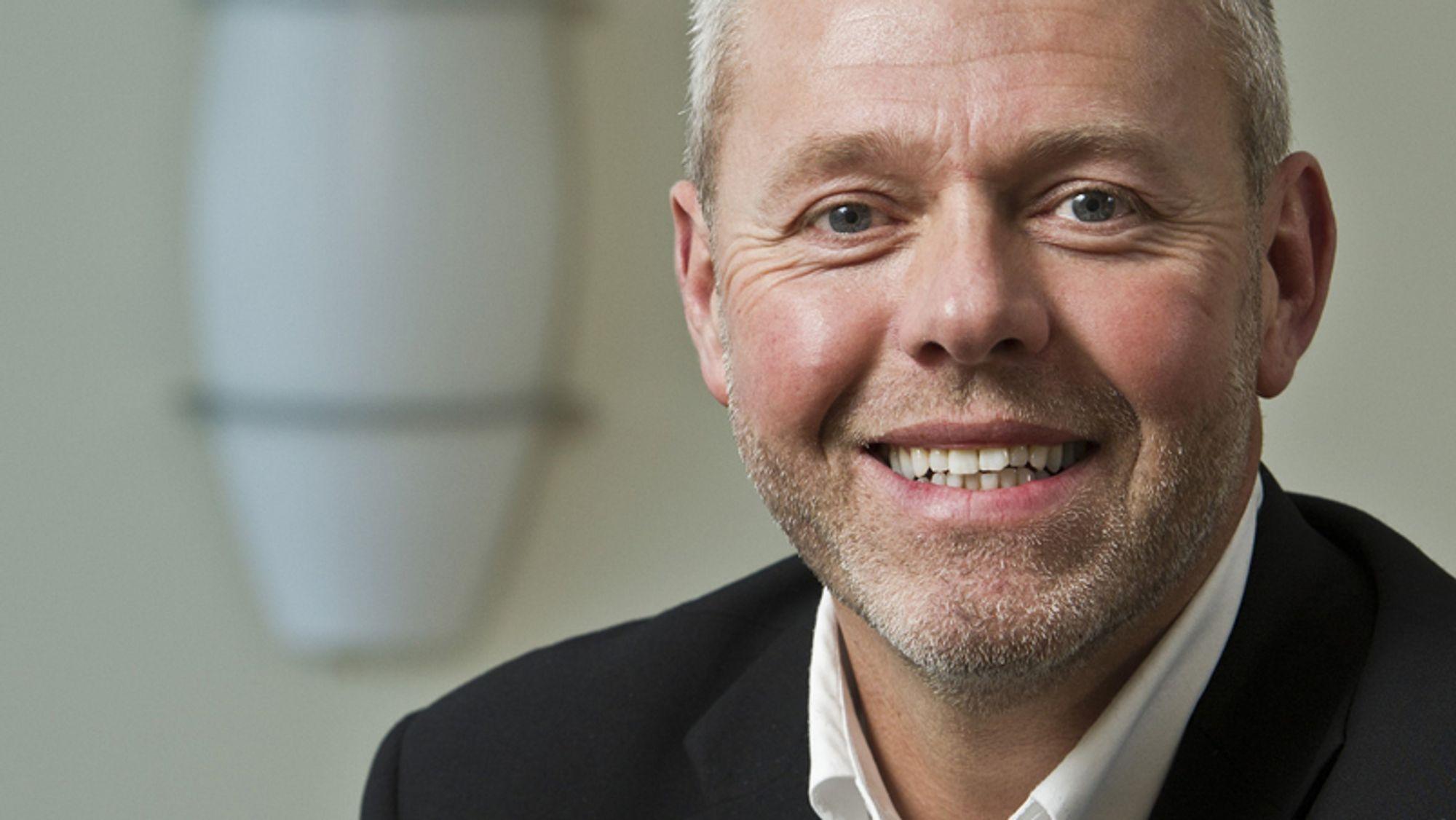 25 år får holde, mener daglig leder Egil Aaltvedt.