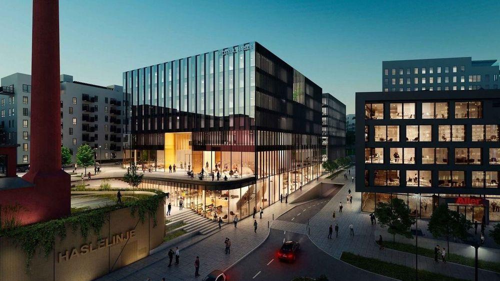 Petter Stordalen skal bygge nytt hotell på Hasle i Oslo i samarbeid med Höegh Eiendom.
