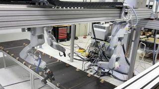 Denne roboten tar over en av de mest slitsomme oppgavene på byggeplassen