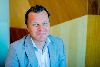Svein Ove Hansli, nyhetsredaktør i Nationen
