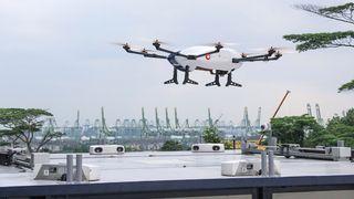 Oslo Universitetssykehus vil frakte blodprøver og livsviktig biologisk materiale med droner