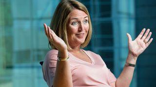 Sweco-direktør Grete Aspelund: Forstår ikke hvorfor noen tror menn er mer skikket som ledere enn kvinner