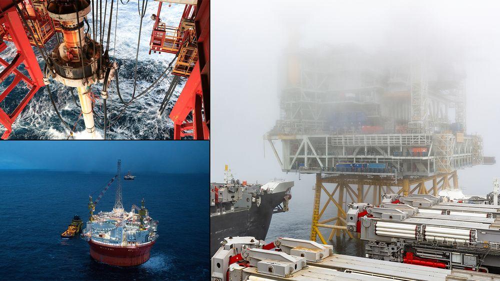 Oljebransjen møter en mer usikker fremtid. Verden elektrifiseres, men ingen vet hvor fort det vil gå.