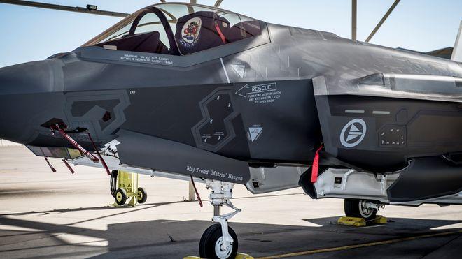 Kongsberg Gruppen skal levere missiler til Forsvarets F-35