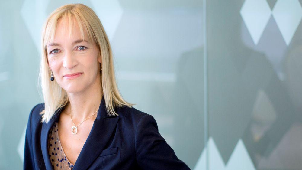 Anne Sofie Risåsen i IBM ser en tydelig trend hos virksomhetene: Etterspørsel etter kunstig intelligens til behandling av store datamengder.