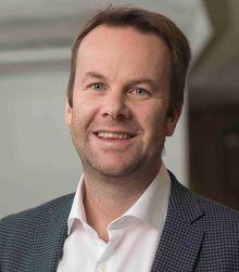 Henning Lunde er kommunikasjonsdirektør i Telia Norge.
