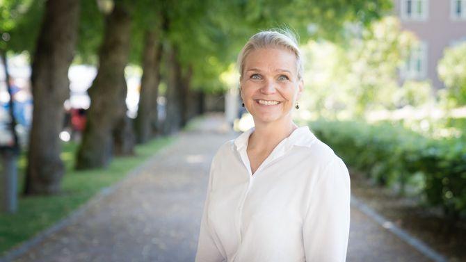 Marit Jakobsen Leganger er ny adm. dir. i Boligbygg Oslo KF.