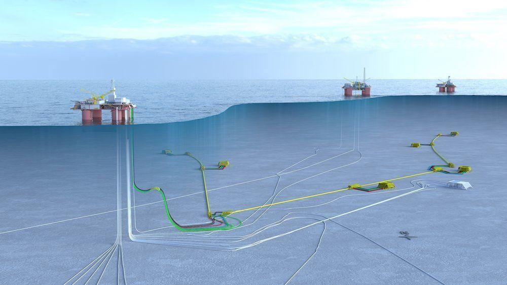 Snorre Expansion er Norges største prosjekt for økt utvinning.