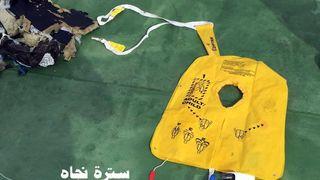 Rapport: EgyptAir-styrten skyldtes trolig brann