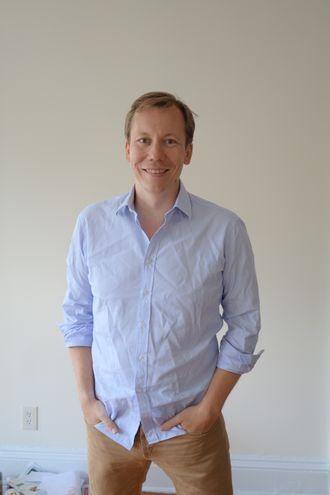 Prosjektleder Morten Bertelsen i DN.