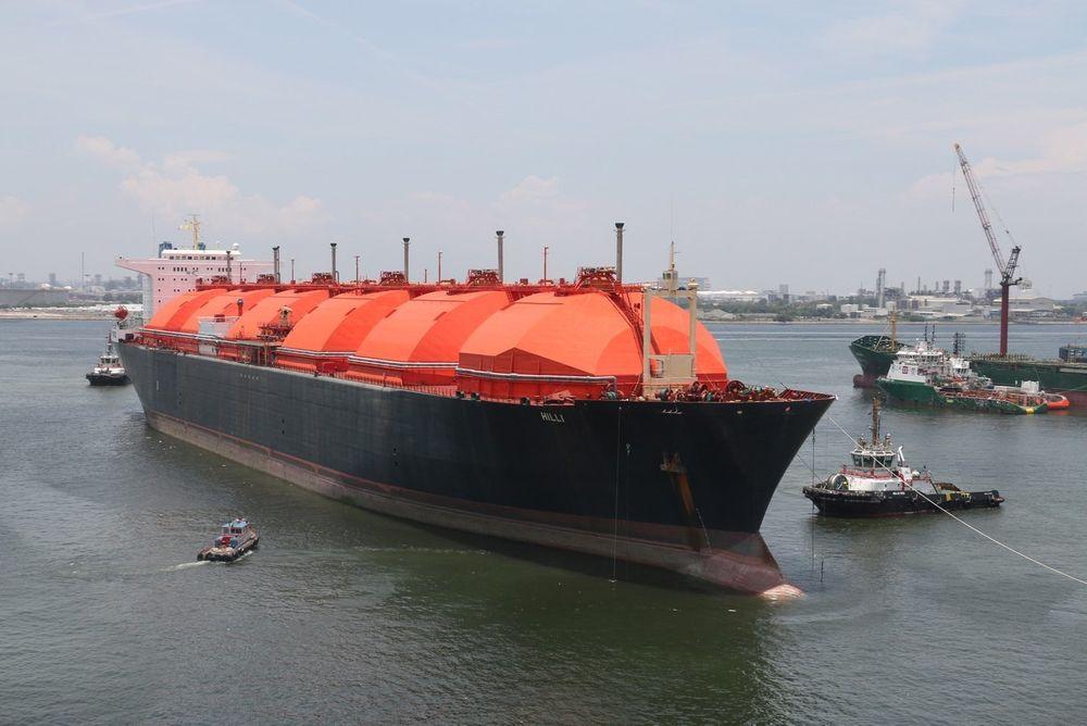 Russisk gass-gigant vurderer å bruke norske havner