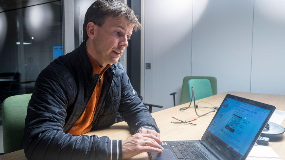 Erik Sauar var med på å starte opp solcelle-eventyret REC, men tror han har spennende ting å komme med innen solenergi også framover.