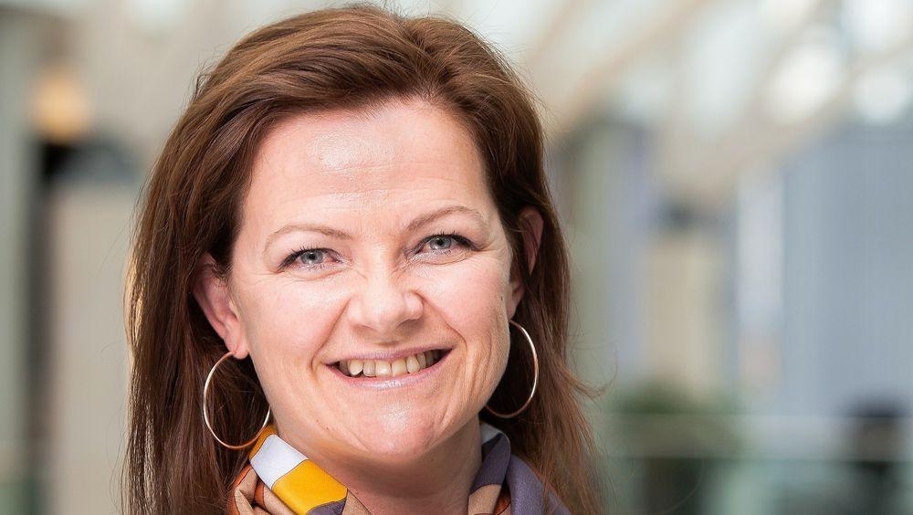 Astrid Hvattum er en ekstrovert leder for ikke super-ekstroverte ingeniører.