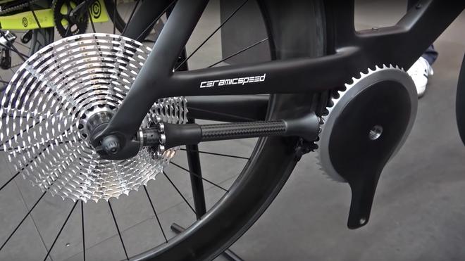 Skroter sykkelkjedet, setter på aksling: Dette drivverket lover 99 prosent effektivitet