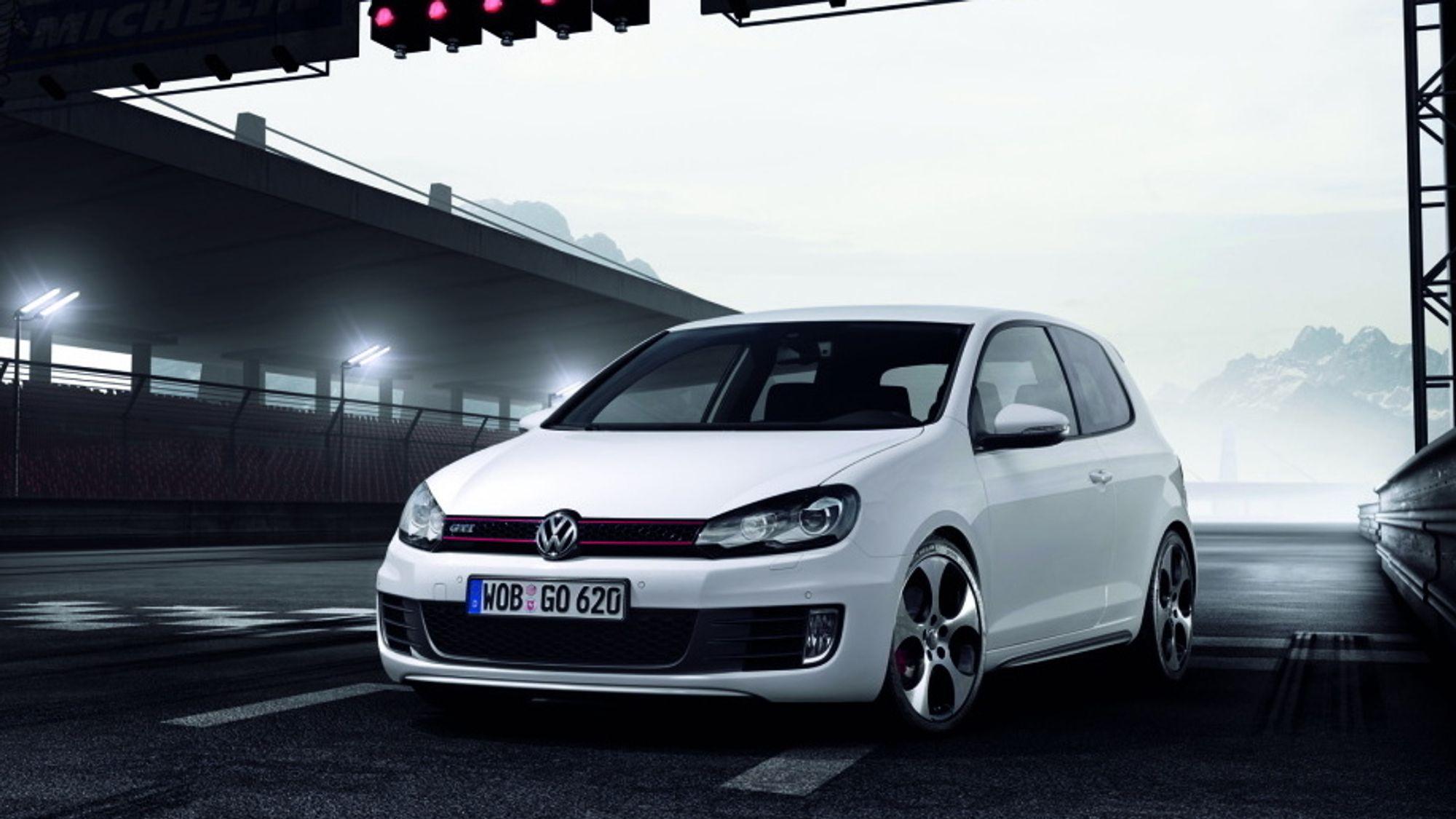Volkswagen er blant salgsvinnerne i Europa.