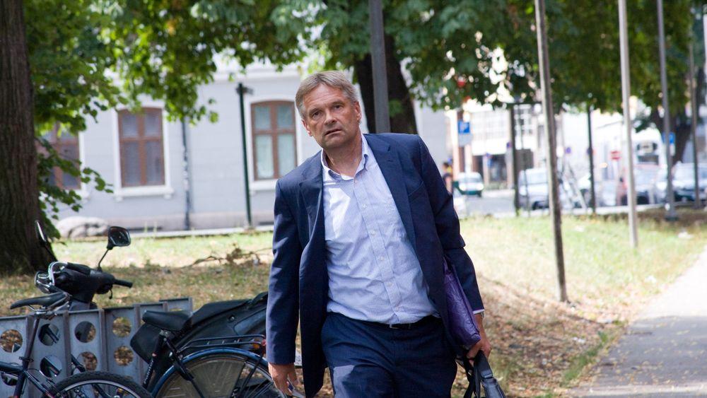 Abraham Foss blir ny konsernsjef i Avinor.