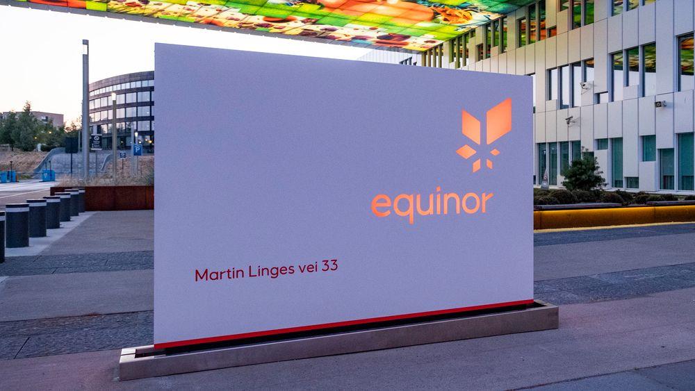 Equinors hovedkvarter på Fornebu.
