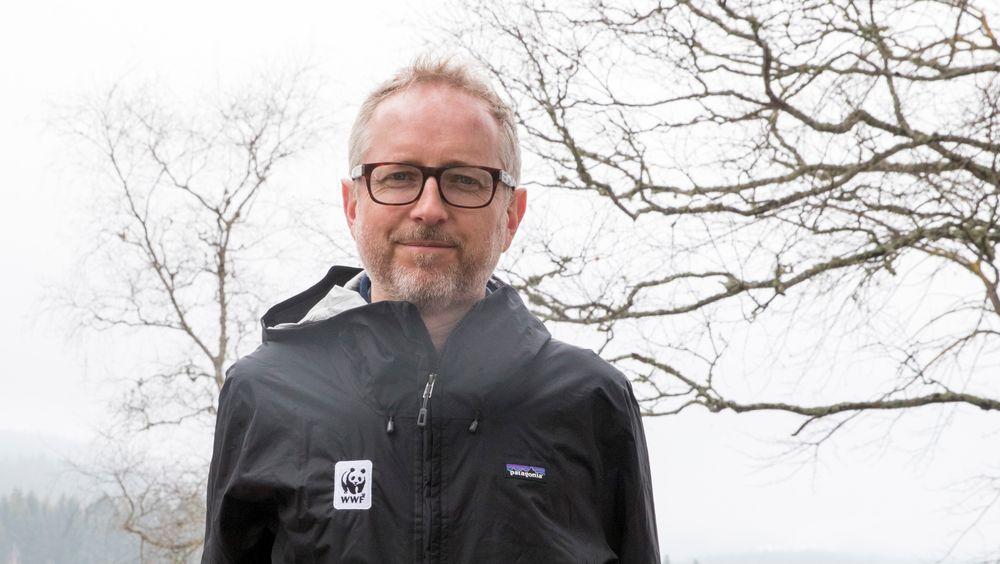 Generalsekretær Bård Vegar Solhjell i WWF Verdens naturfond er bekymret for utviklingen i forbruket.