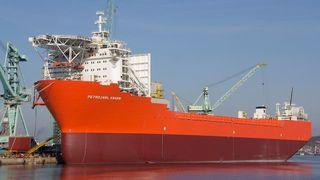 Dette skipet slapp alene ut 395.000 tonn CO2-ekvivalenter i fjor