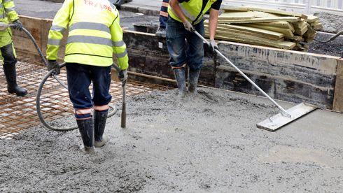 Skal effektivisere plasstøping av betong