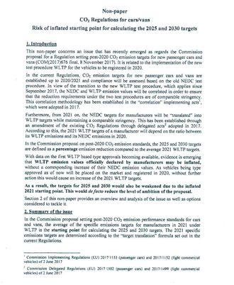Faksimile av første side av rapporten.