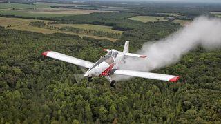 Ubemannede fly skal slokke skogbranner