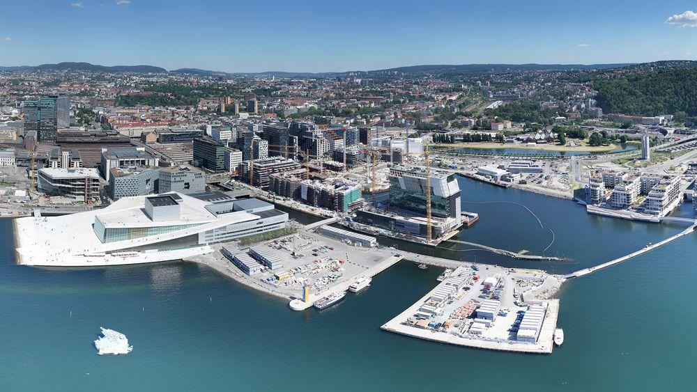 Det New York-baserte eiendomsselskapet Madison får tilnærmet full kontroll over kommersielle rom i Bjørvika etter at de inngikk en avtale med Oslo S Utvikling onsdag morgen.