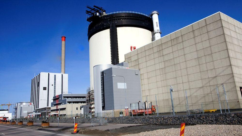 Vann fra Østersjøen brukes til å kjøle ned den svenske reaktoren Ringhals 2, men nå er det for varmt.