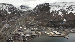 Longyearabyen, Svalbard.
