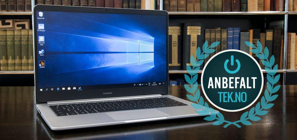a1dac823 SAMLETEST: Bærbare PC-er under 10 000 kroner - Tek.no
