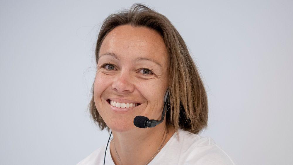 UKENS GJEST: Karianne Melleby i Startuplab.