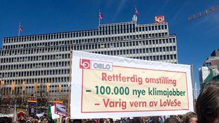 Støre: Det peker mot nei til olje i Lofoten, Vesterålen og Senja