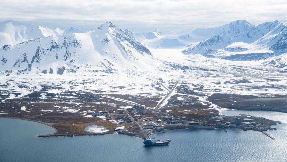Illustrasjonsbilde, Ny-Ålesund.