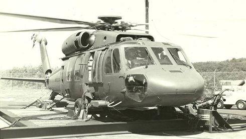 40 år siden første Black Hawk ble levert - planen er å fly dem til 2070-tallet