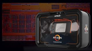 AMD Ryzen Threadripper 2990WX.