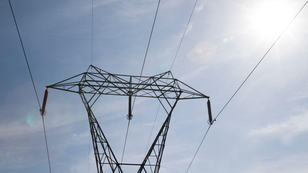 Det nordiske kraftnettet oppgraderes. Illustrasjonsbilde