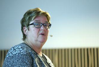 YS-leder Jorunn Berland mener erkjennelsen av hva digitaliseringen innebærer, er i ferd med å sige inn hos nordmenn.
