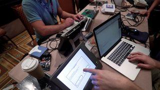 11-åringer hacket kopi av Floridas valgnettsted