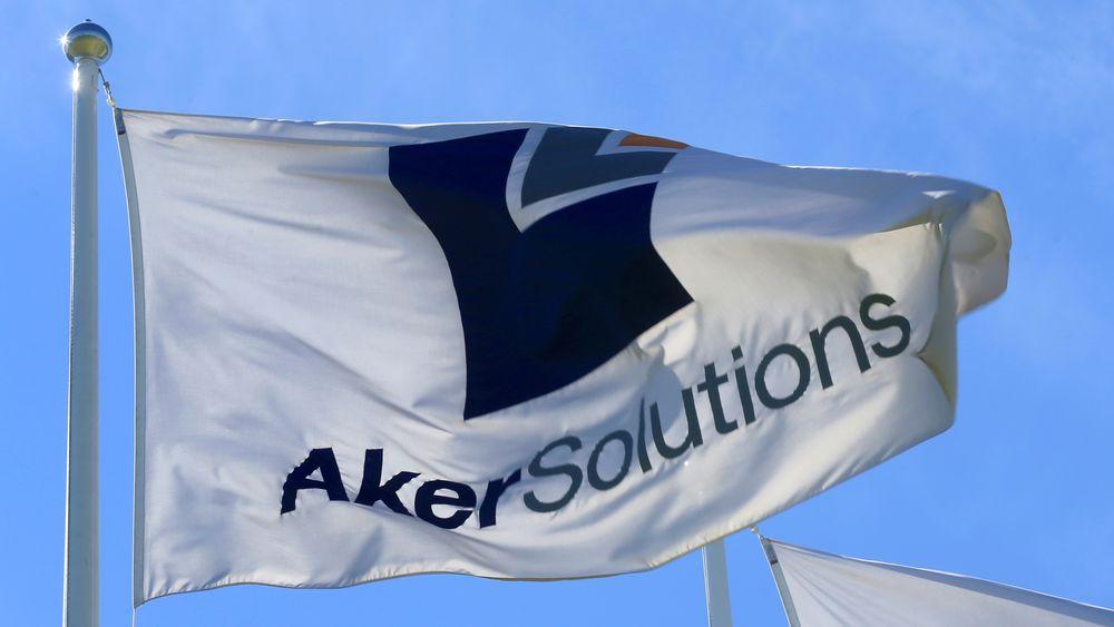 Konsernsjef i Aker Solutions, Luis Araujo, er glad for å jobbe med det kinesiske oljeselskapet igjen. Bilde fra selskapets lokaler på Fornebu, juni 2017.