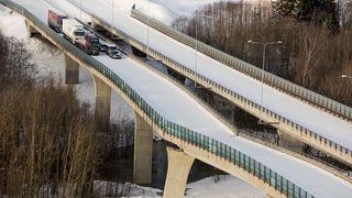 Vegdirektoratet har snart sjekket alle Norges 17.500 broer