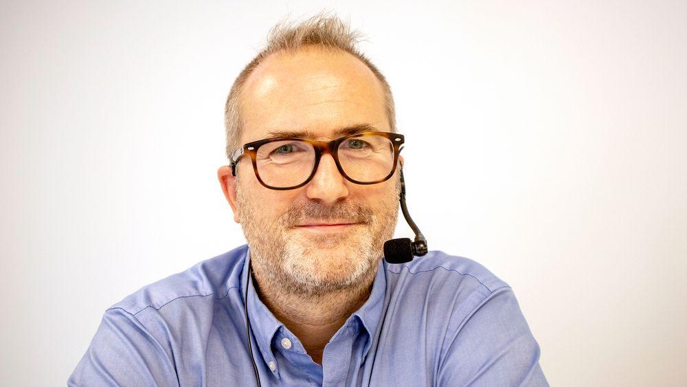 UKENS GJEST: Professor ved NTNU, Rolf André Bohne.